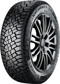 Шины Continental Conti Ice Contact 2 KD 265/50 R20 111T