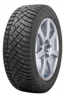 Шины Nitto Therma Spike 265/60 R18 120T